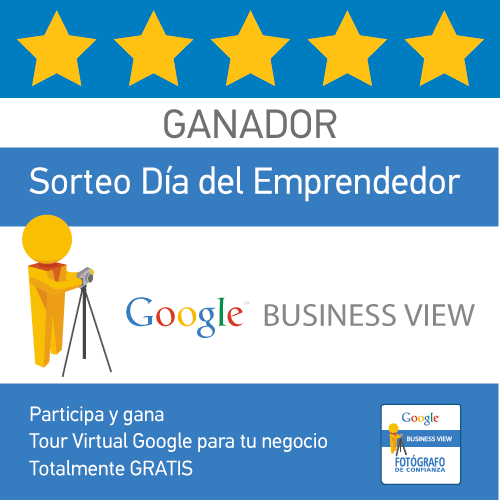 Ganador Google Business Views
