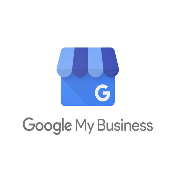 Logo Google My Business para ilustrar el post sobre visibilidad local para negocios